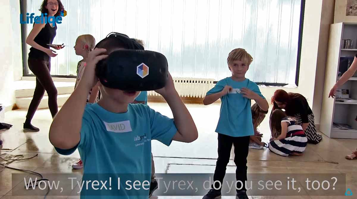 Learning – Seite 2 – Immersive Learning News
