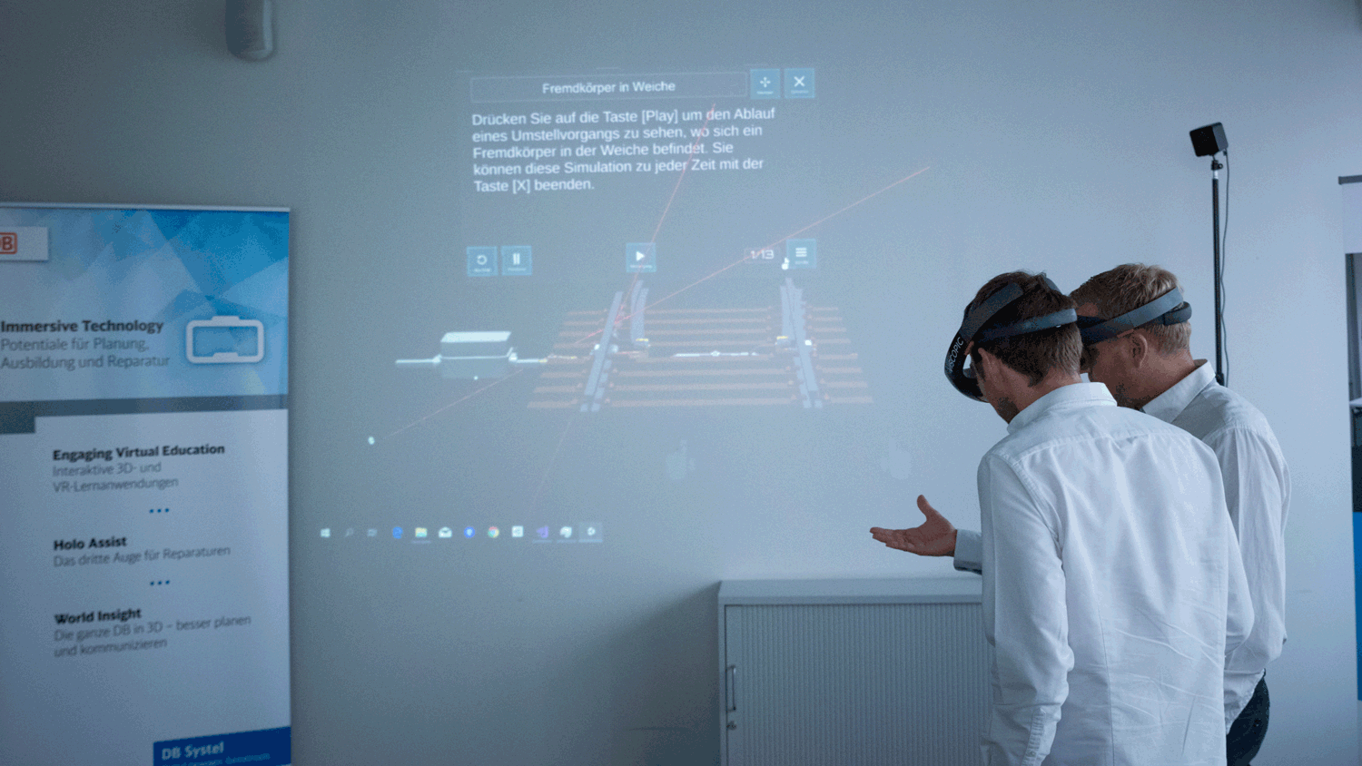 Hololens – Immersive Learning News
