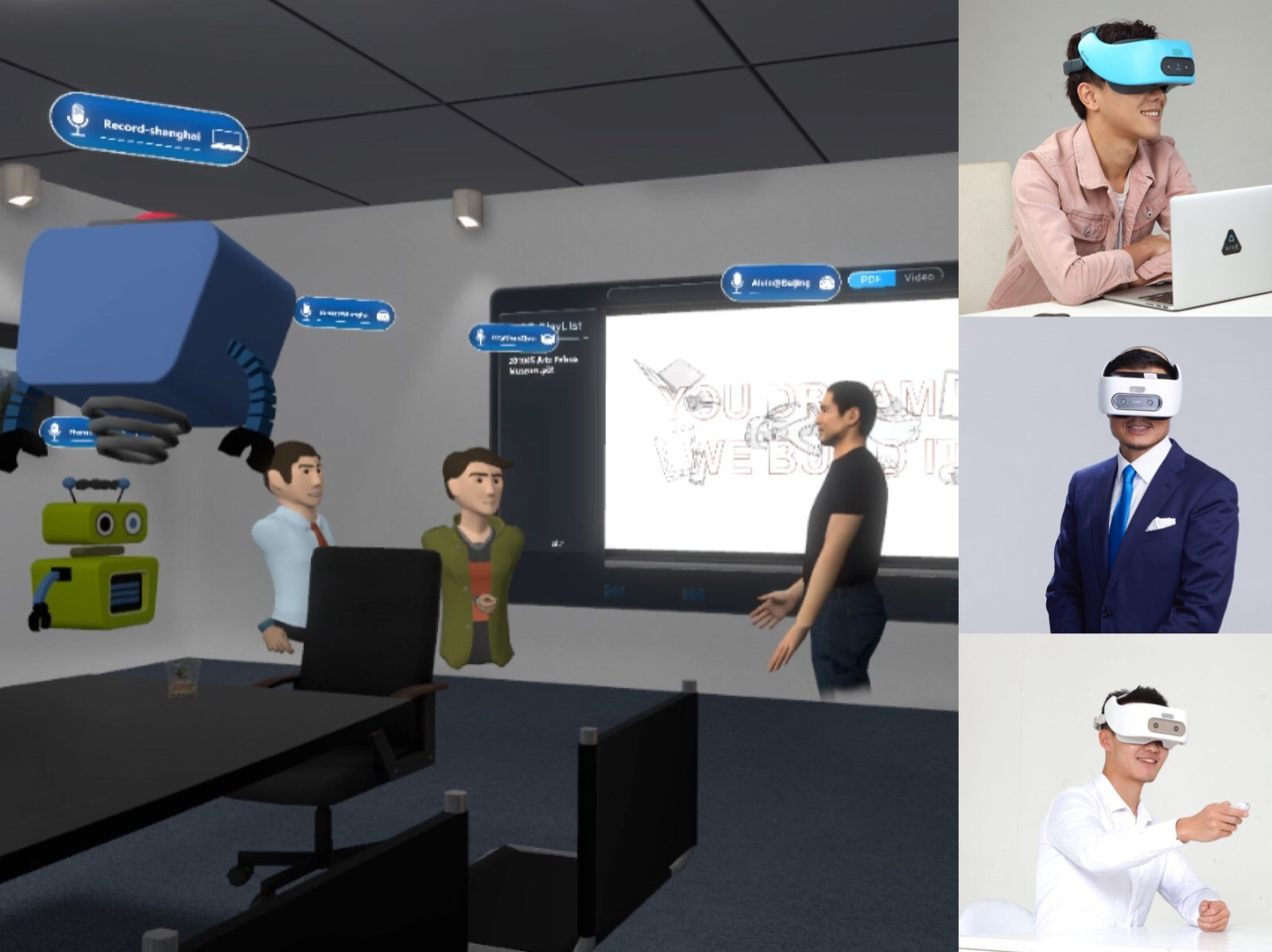 New Work – Immersive Learning News